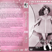 Shirley Temple: Feature Films - Set 1 (1932-1934) R1 Custom DVD Cover
