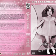 Shirley Temple: Feature Films - Set 6 (1940-1944) R1 Custom DVD Cover