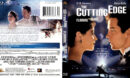 THE CUTTING EDGE (1992) R1 BLU-RAY COVER & LABEL