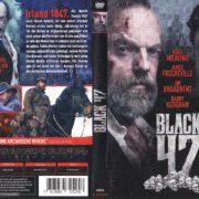 Black47 (2018) R2 German DVD Cover