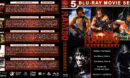 Rambo Collection (5) R1 Custom Blu-Ray Cover