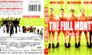 THE FULL MONTY (1997) R1 BLU-RAY COVER & LABEL
