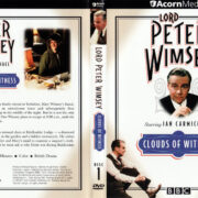 LORD PETER WIMSEY CLOUDS OF WITNESS (1972) R1 DVD COVERS & LABELS