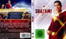 Shazam! (2019) R2 German Blu-Ray Cover