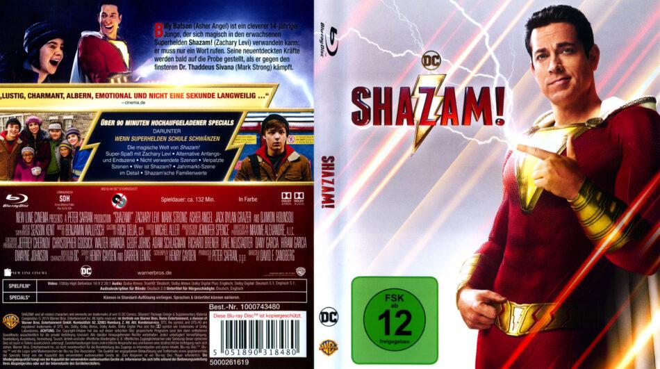 Shazam Fsk