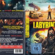 Labyrinthia (2019) R2 German DVD Cover