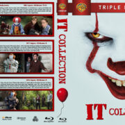 IT Collection (1990-2019) R1 Custom Blu-Ray Covers