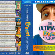 The Ultimate Ernest Collection R1 Custom DVD Cover