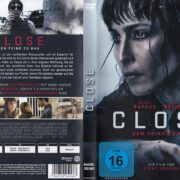 Close-Dem Feind zu nah (2019) R2 German DVD Cover