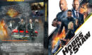 Fast & Furious Presents: Hobbs & Shaw (2019) R1 Custom DVD Cover