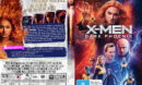 X-Men: Dark Phoenix (2019) R0 Custom DVD Cover