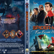 Spider-Man: Far From Home (2019) R1 Custom DVD Cover