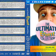 The Ultimate Ernest Collection - Volume One R1 Custom DVD Cover