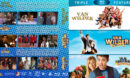 Van Wilder Triple Feature R1 Custom Blu-Ray Cover