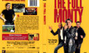 THE FULL MONTY (1999) R1 DVD Cover & Label