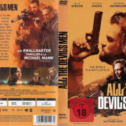 All The Devil's Men (2019) R2 German DVD Cover