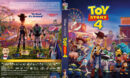 Toy Story 4 (2019) R1 Custom DVD Cover