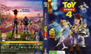 Toy Story 4 (2019) R1 Custom DVD Cover V2