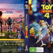 Toy Story 4 (2019) R1 Custom DVD Cover V2