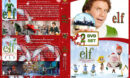 Elf Double Feature R1 Custom DVD Cover