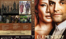 Elementary - Season 7 (2019) R1 Custom DVD Cover & Labels