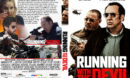 Running With The Devil (2019) R1 Custom DVD Cover & Label
