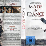 Made In France (2016) R2 German DVD Cover