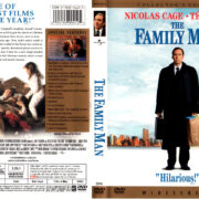 THE FAMILY MAN CE (2000) R1 DVD COVER & LABEL
