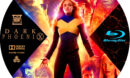 DARK PHOENIX CUSTOM BLU-RAY LABEL