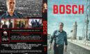 Bosch - Season 5 (2019) R1 Custom DVD Cover & Labels
