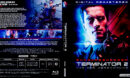Terminator 2: Tag der Abrechnung (1991) R2 German Blu-Ray Covers