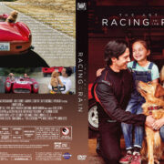 The Art of Racing in the Rain (2019) R1 Custom DVD Cover & Label