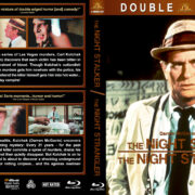 The Night Stalker / The Night Strangler Double Feature R1 Custom Blu-Ray Cover