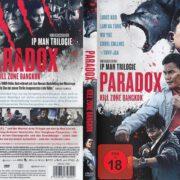 Paradox Kill Zone Bangkok (2019) R2 German DVD Cover