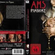 American Horror Story - Staffel 6 (2016) R2 German DVD Cover