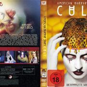 American Horror Story - Staffel 7 (2017) R2 German DVD Cover