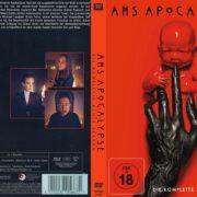 American Horror Story - Staffel 8 (2018) R2 German DVD Cover