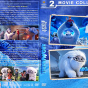 Smallfoot / Abominable Double Feature R1 Custom DVD Cover & Labels