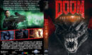 Doom-Annihilation (2019) R1 Custom DVD Cover & Label
