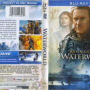 Waterworld (2012) R1 Blu-Ray Cover & Labels