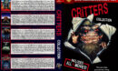 Critters Collection (2019) R1 Custom DVD Cover