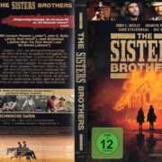 The Sister's Brothers (2018) R2 German DVD Cover