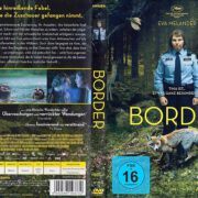 Border (2019) R2 German DVD Cover