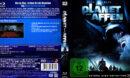 Planet der Affen (2001) R2 German Blu-Ray Cover