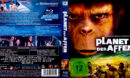 Planet der Affen (1968) R2 german Blu-Ray Cover