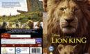 The Lion King (2019) R2 Custom DVD COVER