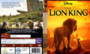 The Lion King (2019) R2 Custom DVD COVER V2