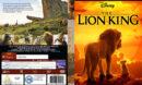 The Lion King (2019) R2 Custom DVD COVER V2