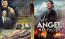 Angel Has Fallen (2019) R1 Custom DVD Cover