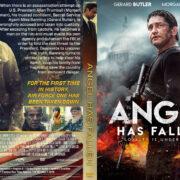 Angel Has Fallen (2019) R1 Custom DVD Cover
